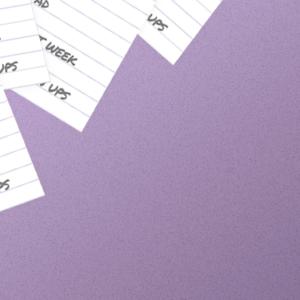 Diary simplifier